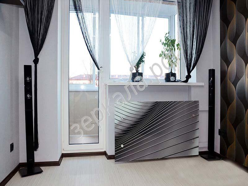 Stacked radiators